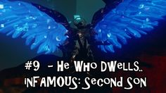 Belcoot Plays: inFAMOUS: Second Son - #9 He Who Dwells..