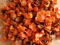 Möhren-Chips