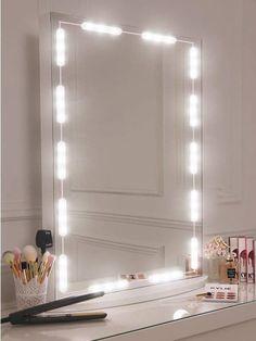 4004f5470c 2M Sticky String Light 12VFor Women-romwe White String Lights, Romwe, Lamp  Light