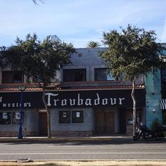 Music lovers must visit The Troubadour on Santa Monica Blvd in West Hollywood.  Legends like Elton John and James Taylor have played this stage.  #GlitteratiToursLA