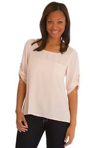 Light pink is always a good choice to make a first impression #forelyse