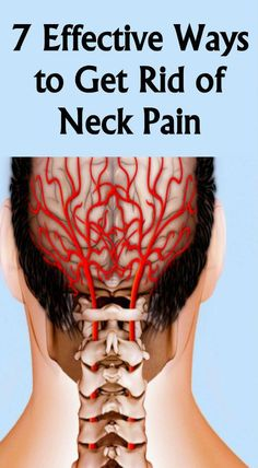 Pain Remedies 7 Effective Ways to Get Rid of Neck Pain - Relationship Habits Health Tips, Health And Wellness, Health And Beauty, Health Fitness, Health Care, Women's Health, Natural Cures, Natural Health, Natural Oil