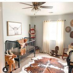 Western Baby Nurseries, Western Nursery, Western Bedroom Decor, Western Rooms, Baby Boy Nurseries, Country Boy Nurseries, Vintage Cowboy Nursery, Cowgirl Nursery, Western Decor