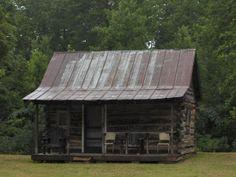 Kentucky Log Cabin