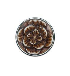 Noosa Amsterdam chunk ANAHATA. Deze waterlelie staat symbool voor 'het vierde chakra': de energie van het hart. De Anahata benadrukt de kracht van liefde - NummerZestien.eu