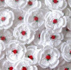 pretty      ♪ ♪ ... #inspiration_crochet #diy GB
