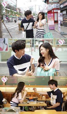 Sungjae & Joy couple's first skinship Wgm Couples, Kpop Couples, Cute Couples, Sungjae And Joy, Sungjae Btob, We Got Married Couples, We Get Married, Korean Drama Movies, Korean Actors