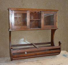 piattaia mensola rustica scolapiatti legno rustico cucina taverna ...