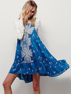 Free People Into You Slip Dress, $98.00
