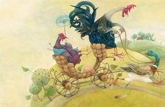 Illustrations for classic fairy tales Fairy, Illustrators, Character Design, Storybook Art, Illustration, Drawings, Painting, Artwork, Fairy Tales Artwork