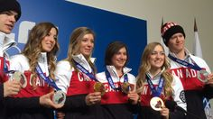 Freestyle, family go together for Canada's largest group of Sochi medallists