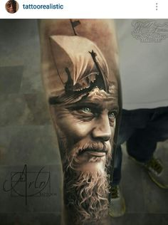 I wouldn't get it but this is tattoo art at its best creative