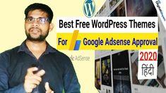Best Free WordPress Themes for Adsense Approval 2020 | Best free theme f... Best Free Wordpress Themes, Digital, Blog, Blogging