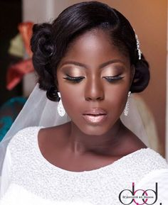 Wedding Makeup For Black Skin | Makeupview.co