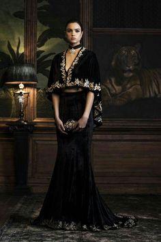 Sabyasachi Couture 2016.