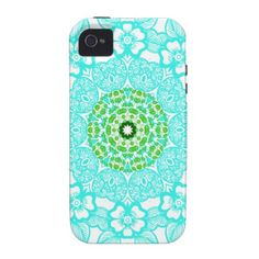 Sold! Abstract pattern mandala iphone 4 cases