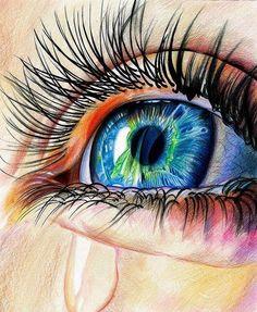 ojos para tatuajes