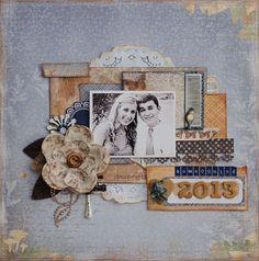 Hoemcoming 2013 - Nov C'est Magnifique Kit - Scrapbook.com
