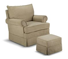 Thomasville Kids Grand Royale Upholstered Swivel Glider and Ottoman, Chocolate Thomasville Kids http://www.amazon.com/dp/B00NWHDXXY/ref=cm_sw_r_pi_dp_sui-ub1X2JR9E