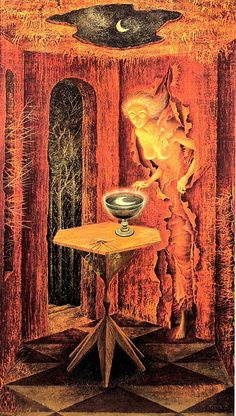Remedios Varo was a Spanish-Mexican Surrealist painter. Varo was influenced by a wide range of mystic and hermetic traditions, both Western and… Art Noir, Arte Obscura, Mexican Artists, Art Moderne, Salvador Dali, Art Plastique, Surreal Art, Oeuvre D'art, Dark Art