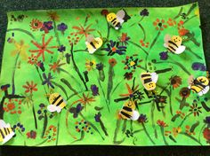 """Bumble Meadow"". Bryncethin Primary School"