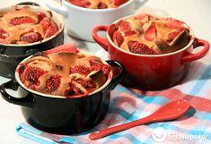 Receta de clafoutis de fresas