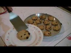 cookies de aveia - YouTube