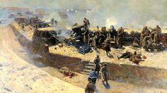 1854 Bombardment of Sevastopol