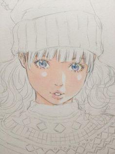 ニット彼女 by Eisakusaku