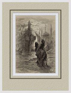 Atrapados por la imagen:   Gustav Dore, este gran Artista nos dejo unos gra...