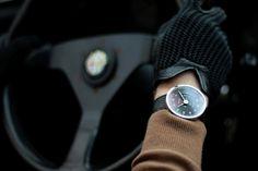 Nice watch... and alfa interior