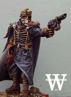 Death Korps of Krieg Quartermaster - Gallery - DakkaDakka | You attack the darkness.