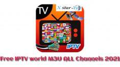 BEST FREE IPTV WORLD M3U LIST Friday 29/09/2021