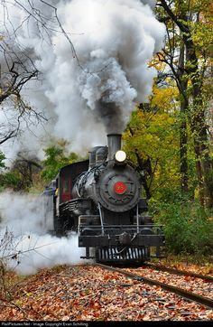 RailPictures.Net Photo: WWRC 98 Wilmington & Western Steam 4-4-0 at Barley Mill, Delaware by Evan Schilling