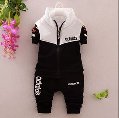 0-2 old newborn baby boy clothes baby girl clothing sets suit Long Shirt+Pants #NewBrandAS #Casual