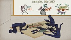 By identifying thinking routines for students, teachers can help deepen metacognitive skills that are applicable to all areas of life.