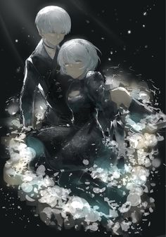 Together : nier , 2B, 9S