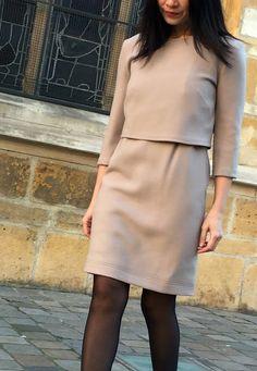 Robe La Parisienne: Mydress-made
