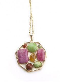 Mosaic Miss Necklace $18.00