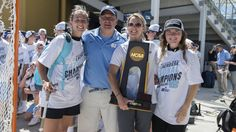 Photo Gallery: UNC Women's Lacrosse Claims National Title - University of North Carolina Tar Heels Official Athletic Site