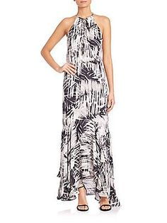 Parker Francesca Dress - Forestry - Size