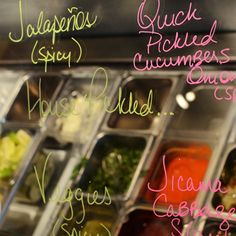 Nana Taco is an office favorite: incredible food, great location, and wonderful prices.