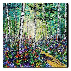 Hand Painted Oil Painting Landscape 1211-LS0141 – USD $ 79.99