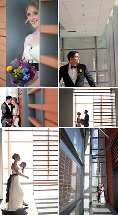 Wedding at the National Museum of American Jewish History: Philadelphia, PA. Sarah Miller Photography.