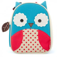 Skip-Hop Owl lunchbox