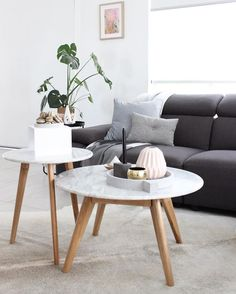 Are they Macaroons we spy in this lovely living space styled by Raw Luxe Interiors?  www.eadielifestyle.com.au