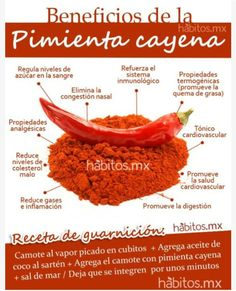Pimienta de cayena