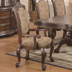 Andrea | Arm Chair (Set of 2)