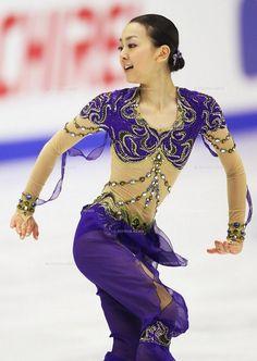 Mao Asada,2011 SP Rostelecom Cup