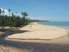 Cumuru Magical Tour: Passeios pelas praias do Sul da Bahia. Na foto: Praia do Arnaldo